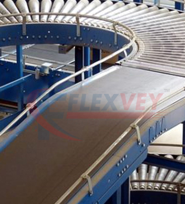 Powered roller conveyor system distributor in India