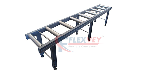 Roller Conveyor for Bandsaw manufacturer and supplier in India