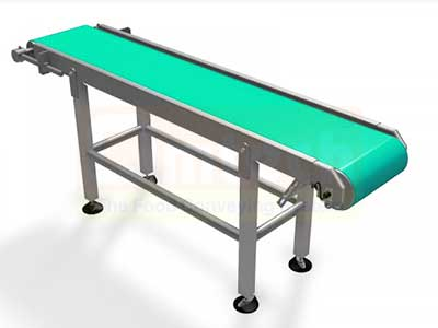 Straight Belt Conveyor supplier & exporter in India